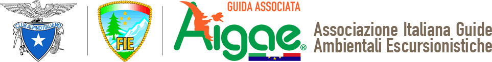 Italian Guide Certification: CAI, FIE and AIGAE